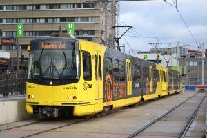 Konec klasického Stadtbahnu v Utrechtu