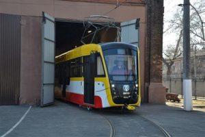 Oděsa vypsala tendr na kapacitní tramvaje
