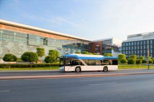 Solaris dodá první elektrický školní autobus v Polsku