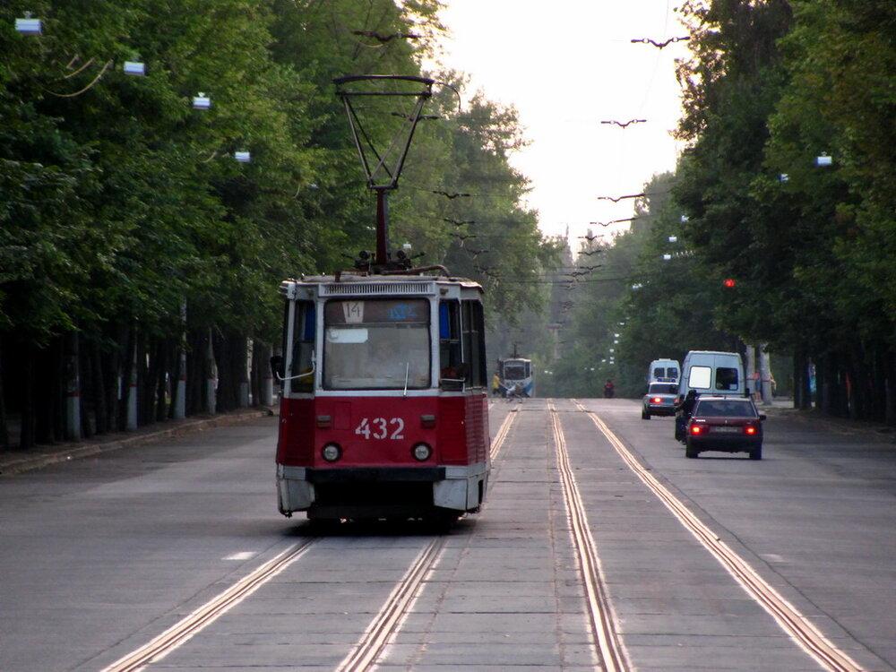 Tramvaj v Krivém Rogu. (autor: Kris/Wikipedia.org)