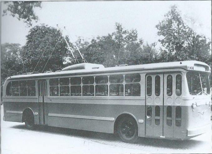 Vůz pro Santiago de Chile. (foto: VETRA / archiv G. Mullera)