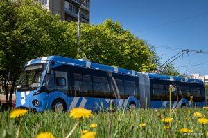 Výroba 142 nových trolejbusů pro Petrohrad v běhu, první vozy odeslány