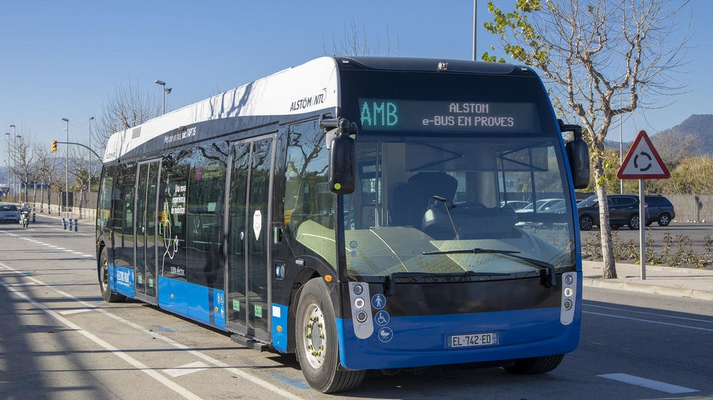 Elektrobus Aptis od Alstomu. (foto: Alstom)