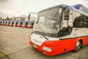 OAD Kolín zařadila do provozu 20 nových autobusů SOR