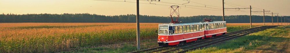 Mazyrská meziměstská trať. (foto: OAO «Mozyrskij NPZ»)