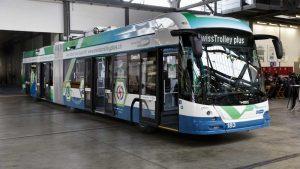 Trolejbusy do Salzburgu dodá HESS