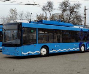 Bělce nakoupí ukrajinské trolejbusy