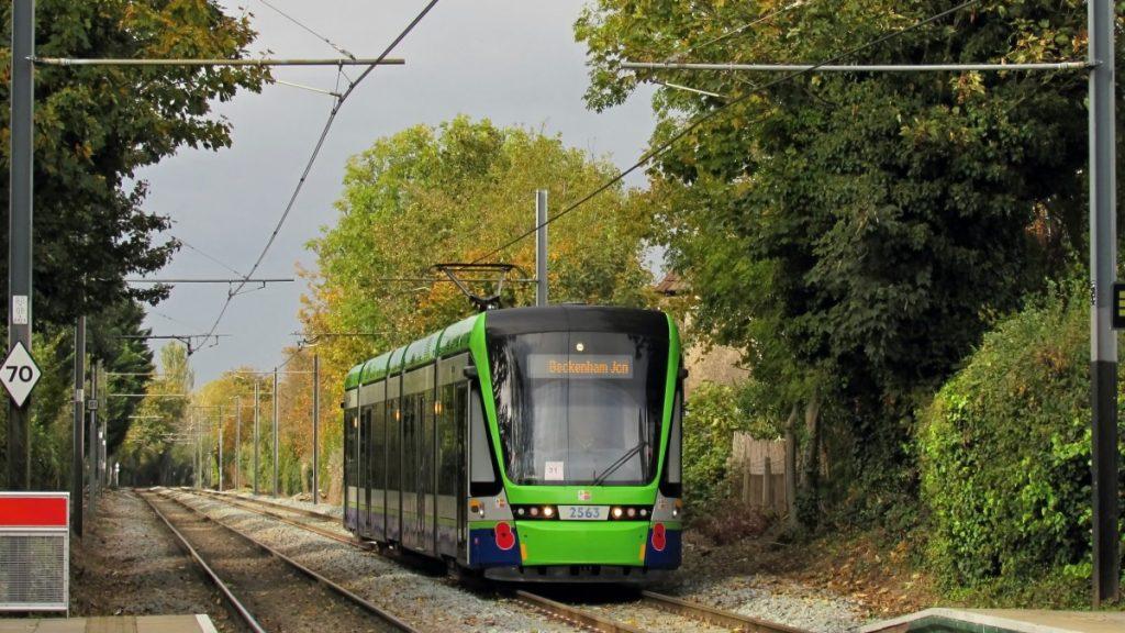 Do Londýna bylo dodáno celkem 12 vozů Stadler Variobahn. Část z nich byla převzata ze zakázky pro Bergen. (foto: Martin Grussmann)