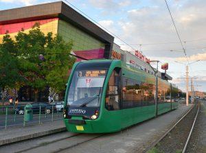 Astra Vagoane Călători s CRRC zvítězily v tendru na dodávku 100 tramvají do Bukurešti