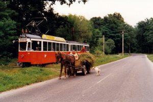 Smutný osud tramvají a trolejbusů v Sibiu