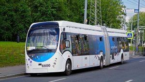 Minsk do konce roku nakoupí 150 parciálních trolejbusů
