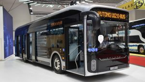 Čínský Yutong dobývá Itálii. Dodá až 100 elektrobusů do Turína