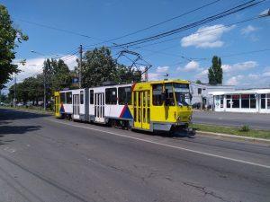 Za trolejbusy a tramvajemi do Ploiești