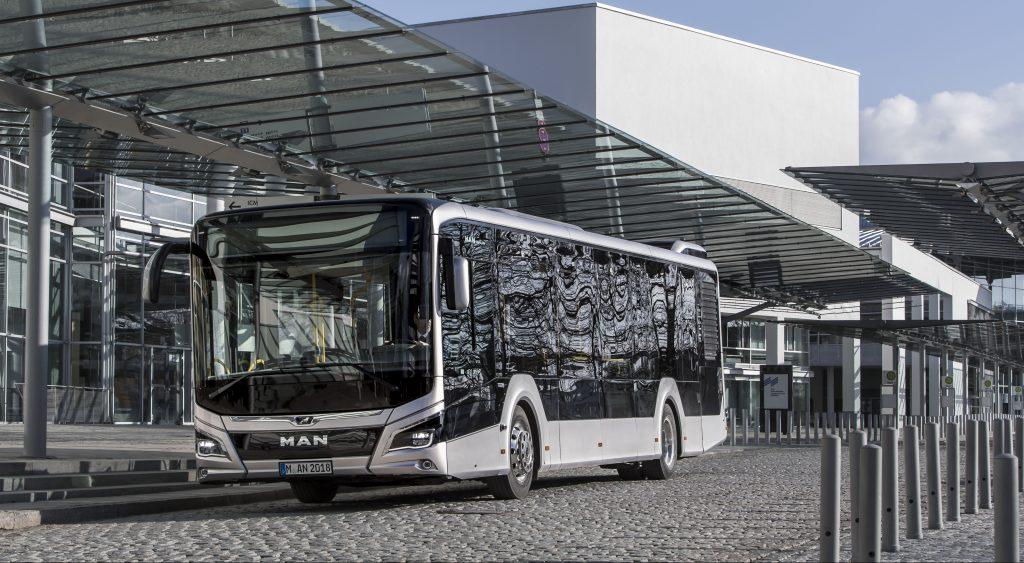 Italský Milán by se měl dočkat 150 nových autobusů Lion's City v provedení mild hybrid. (foto: MAN Truck & Bus)