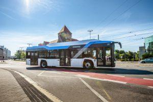 Velká zakázka z Německa na elektrobusy Solarisu