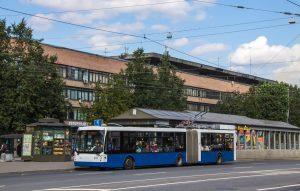 41 trolejbusů pro Petrohrad nevysoutěženo