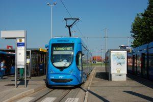 Chorvaté dodají do Lotyšska dalších šest tramvají