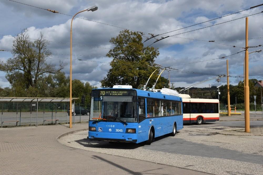 Vůz 21 Tr se také bude oslav účastnit. (foto: Marek Juránek)