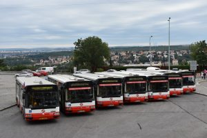 Pražský DP se důstojně rozloučil s Citybusy