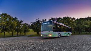 Iveco Bus předalo první Crossway LE pro severní Hesensko