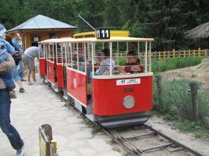 Do pražské ZOO se vrátí provoz dětské tramvaje