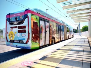 Starostka Riccione chce trolejbusy od letiště na pobřeží