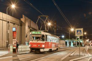 Praha chce vrátit smyčku Zahradní Město