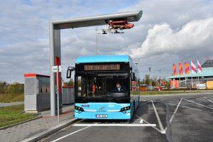 Ostrava poptává 24 elektrobusů a nabíjecí stanice