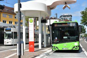 Německý Freiburg pořídí 15 elektrobusů Solaris
