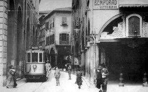 Italská Pisa chce zpátky tramvaje