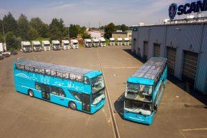 Patrové autobusy vyjedou poprvé v Ostravě 2. listopadu