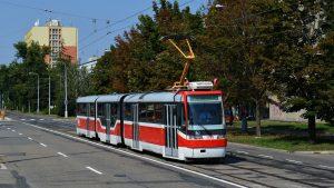V Brně vyjely všechny čtyři tramvaje K3R-N. Po 11 letech