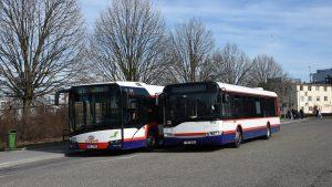 Olomouc pořídí 10 nových autobusů