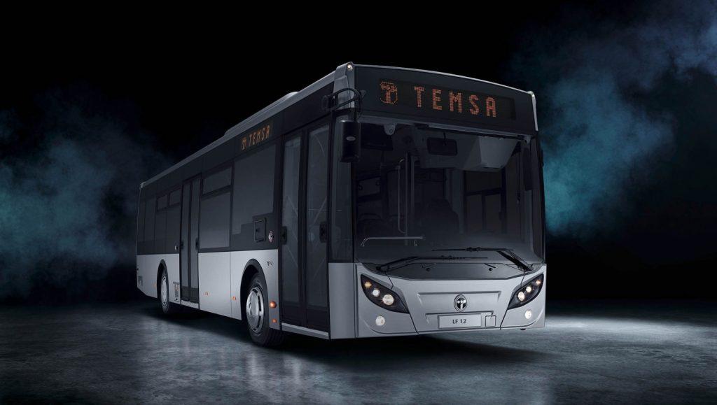 Temsa LF12 je dvanáctimetrový dieselový autobus, který je však nabízen také ve verzi plynového vozu a elektrobusu. Bude jezdit v Hradci Králové?  (foto: Temsa)