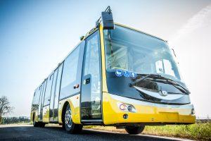 Elektrobusy jako předzvěst nové éry MHD Písek