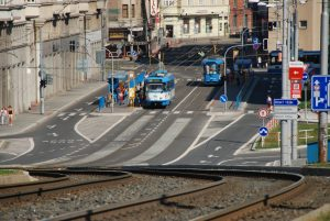 Ostrava se chce vzdát tramvajové trati přes Karolinu