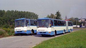 V Ostravě končí autobusy Karosa