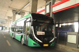 Návrat trolejbusů do Čeng-čou už brzy
