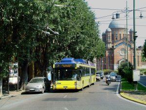 Modena chce do roku 2023 další dva trolejbusy