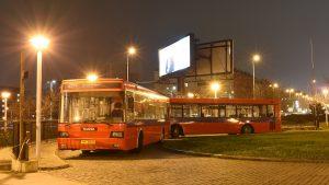Autobusy Škoda 21 Ab se proměnily na Scanii