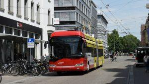 Winterthur vypsal výběrové řízení na až 70 trolejbusů