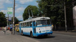 Trolejbus Škoda 9 Tr slaví 60 let v pravidelném provozu