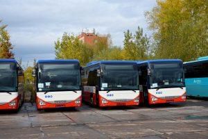 9krát Iveco Crossway LE LINE pro Arrivu City