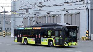 Solaris a Škoda pokračují v dodávkách trolejbusů do Saint-Étienne