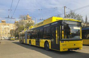 Bogdan dodá 15 článkových trolejbusů pro Kyjev