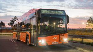 Solaris začal s dodávkami školních elektrobusů