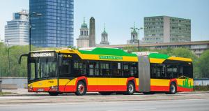 Varšava má již 100 elektrobusů