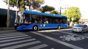 Ciudad de México bude nakupovat trolejbusy i v příštím roce