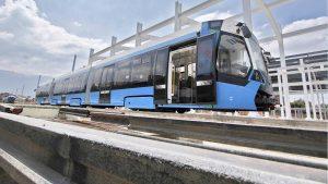 Stavba tramvajové sítě v Cochabambě se opět rozběhla
