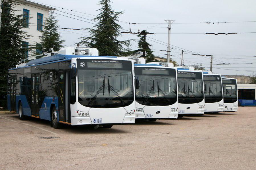 Nové trolejbusy. (foto: Trans-Al'fa)